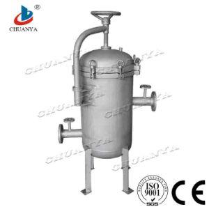 La industria de acero inoxidable de 10 pulgadas de la caja de filtro de cartucho