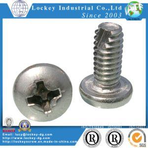 Boulon à tête hexagonale de l'écrou hexagonal vis à vis de fixation de la machine La machine la vis de fixation en acier inoxydable