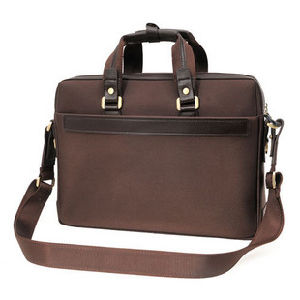 El Diseñador de cuero Bolsos moda bolso para portátil Bolsa Man (MD28106)