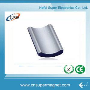 Китай Arc неодимовые магниты для двигателей