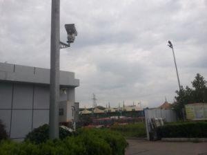 مراقبة ساحليّ [لونغ رنج] [بتز] آلة تصوير تحت أحمر حراريّ