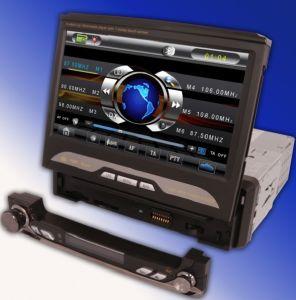 분리가능한 위원회 (JD-7101S)를 가진 7 인치 1 DIN 차 DVD 플레이어