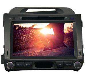 인조 인간 차 KIA Sportage 2013년을%s 오디오 입체 음향 GPS 라디오 Touchscreen