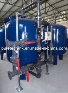 Filtres d'eau (système de filtration sur sable de quartz)