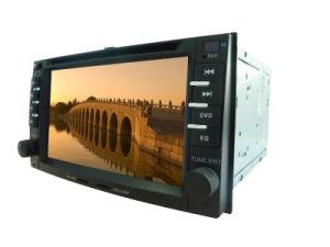 Unità GPS della testa di lettore DVD dell'automobile di HD 6.2  per KIA Sportage \ sistema radiofonico di Cerato Nav