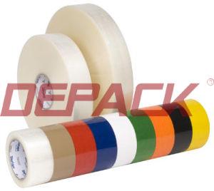 De acryl Verzegelende Band van het Karton van Kleefstoffen, de Plakband van de Verpakking