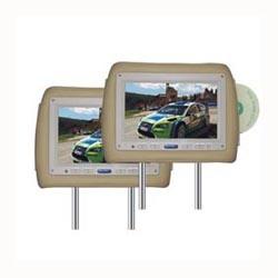 9.6 인치 머리 받침 TFT LCD 차 트럭 텔레비젼 VCD DVD 감시자 (LR703Z)