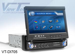 7 인치 차 감시자 (VT-DI705)를 가진 에서 돌진 차 DVD 플레이어