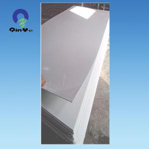 OffsetのためのPVC Glossy White Plastic Sheet