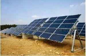 Seguidor Solar 2x Sistema de montaje PV