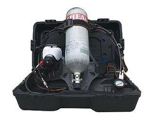 Auto a pressione positiva aria respirabile Apparatus