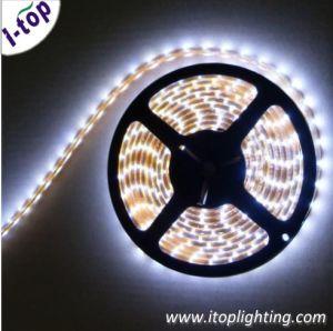 DC 12V3528 SMD LED flexibles impermeables iluminación tira