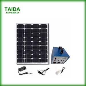 70 W, système d'énergie solaire hors réseau