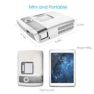 Heißer verkaufenweihnachtsgeschenk-intelligenter Mikroprojektor