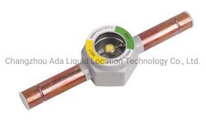 Canalización de refrigerante All-Steel mirillas de soldadura integral