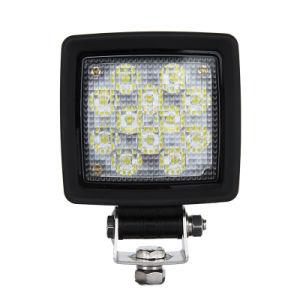 Exclusive EMC aprovado 3 LED Luzes de Trabalho 20W para Escavadoras