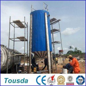 Machine d'affiner l'huile noire utilisée au diesel