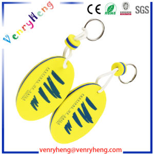 Keychain昇進のエヴァの熱い販売の浮く物