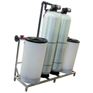 Waterontharder van de Hars van de ionenUitwisseling de Automatische Voor het Water van de Boiler