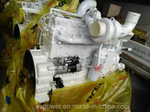 CCS 증명서 진짜 배 잡아당김 배 발전기 세트를 위한 바다 엔진 6ltaa8.9-GM215 Cummins 바다 디젤 엔진