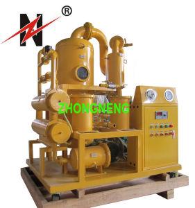 Máquina de purificación de aceite aislante de doble etapa Zyd, purificador de vacío