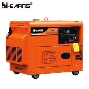 5 квт Silent модели дизельного генератора (DG6500SE)
