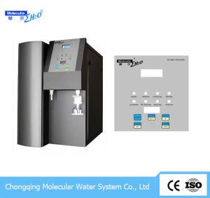 Gedistilleerd/Gedeioniseerd Water die Machine voor het Analyseren van het Experiment van het Laboratorium maken