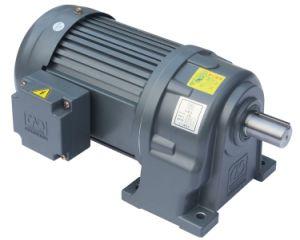 2200W 삼상 수평한 AC 기어 모터