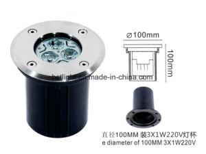 Neues Tiefbaulicht des Licht-3W LED in IP67