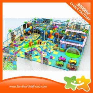 De Gebruikte Speelplaats van de Fabriek van Guangzhou Jonge geitjes Binnen voor Verkoop