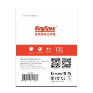 Kingspec 128 Гбайт/256 Гбайт/512 Гбайт на заводе 2.5inch Verkopen SSD SATA3 Интерфейс твердотельных жестких дисков для настольных ПК и ноутбуков и портативных компьютеров
