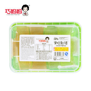 30 grammes 12 tasses Kiwi Fruit Jelly des aliments de collation