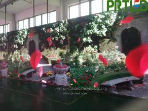 Etanche IP 65 Outdoor P8 Panneau affichage LED avec des tailles personnalisées