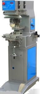 2 바탕 화면 1 색깔 잉크 컵 패드 인쇄 기계 기계