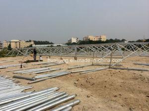 Marco verde, Edificio comercial de la construcción de prefabricados de estructura de acero