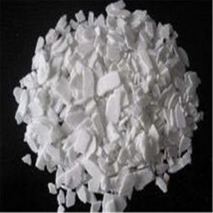 Het Chloride Desiccant/74%94% Vlok /Pellet/Granule van het calcium van het Chloride van het Calcium