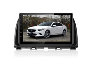 Mazda Atenza (HD1066)를 위한 차 GPS Navigation