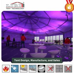 屋外のイベントのためのマルチ側面機能最も高いピークの玄関ひさしのテント