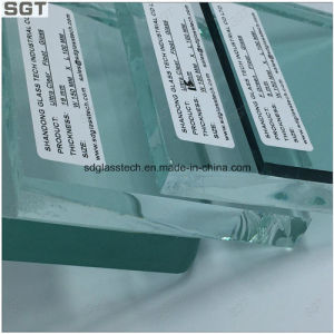 Glass Fencingのための12mm Low Iron Toughened Safety Glass