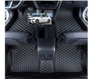 De Matten 2009-2017 van de Auto van het leer voor de a-klasse 5D XPE van Mercedes-Benz