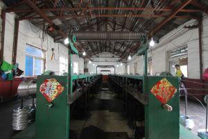 De Draad van het ijzer/de Gegalvaniseerde Draad van /Steel van de Draad (BWG4-BWG36)