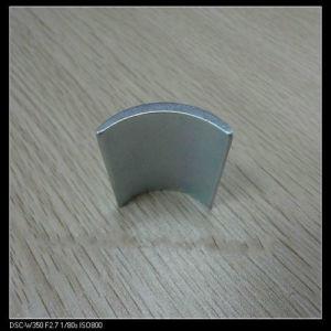 Неодимовый магнит с помощью электродвигателя Arc рабочей температуры