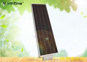 25W de potencia alto precio de la fabricación de las luces de LED lámpara solar calle