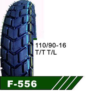 La tecnología de Taiwán original de calidad superior 2.75-17 3.00-18 100/90-17 neumático de moto