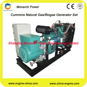 Groupe électrogène de gaz naturel de puissance verte