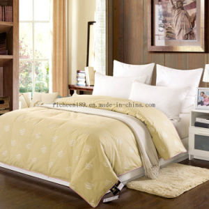 Van de Katoenen van het huis de Textiel Witte Eend Gans van de Polyester onderaan Beddegoed