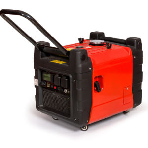 Tipo de salida monofásica ac gasolina generador 2.5kw silencio