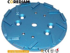 disco di molatura del diamante di alta qualità di 250mm per calcestruzzo/strumento del diamante