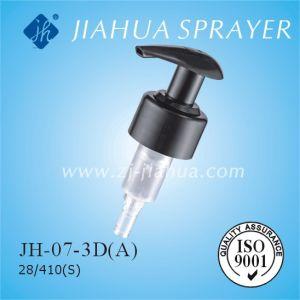 Dispensador de jabón líquido de plástico para el lavado de manos (JH-03F)
