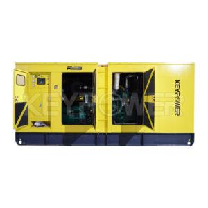 Silent Canopyの6 Cylinders 125kVA Prime Power Diesel Generator